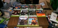 Xbox 360 games 20$ each  Waterloo, N2J 2A2