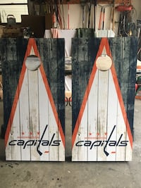 Cornhole set Custom made York, 17408