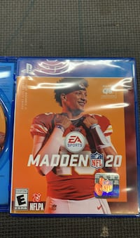 PLAYSTATION4 MADDEN 20 New Orleans