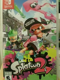 Splatoon 2 Nintendo Switch Game Toronto, M9C 4T4