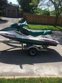 97  3seater seadooo with trailer Mississauga, L5A 3C6