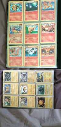 Collection de cartes pokemon Chailles, 41120