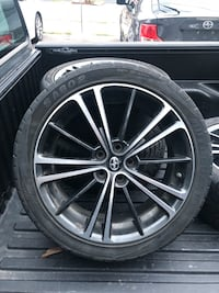 Subaru BRZ/Scion FRS/Scion TC/Toyota Corolla 17 inches Rims and tires Vaughan, L4J 0H1