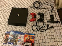 PS4 Pro with games, second controller Toronto