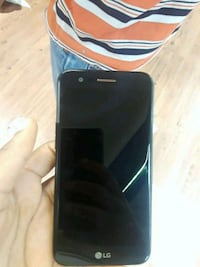 black and gray LG android smartphone North Miami