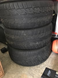 Tires size 295/45R20 TOYO