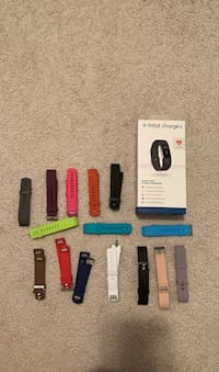 Fitbit Charge 2 comes with 15 bands Milford, 03055