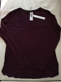 New with tags aritzia long sleeve shirt Calgary, T2X 0N8