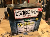 Escape Room Party Game *BRAND NEW* Mobile, 36619