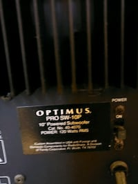 black and gray power amplifier Germantown