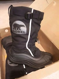 SOREL SNOW BOOTS  Maple Ridge