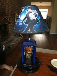 Doctor who lamp 303 mi