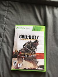 Gold edition Call of duty Advanced warfare Brampton