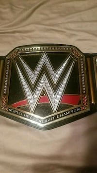 WWE wrestling belt with trade for apple watch Northampton, 18067