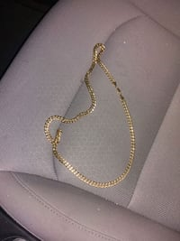 gold-colored chain necklace Lancaster, 93535