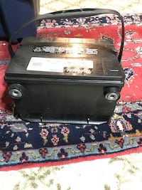 Duralast Gold Chevy Battery
