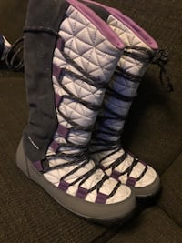 Girls size 3 boots Windsor, N8X 1S2