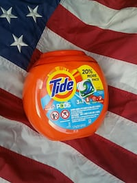 Tide pods laundry detergent Indianapolis, 46256
