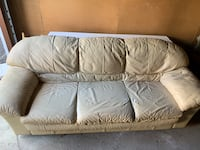 Leather Couch  Poughkeepsie, 12601