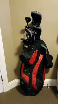 Founders Golf club set barely used