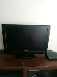 Television and dvd player. Not blue ray New Bedford, 02745