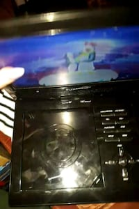 Portable DVD player with charger, obo Edmonton, T5P 4H2