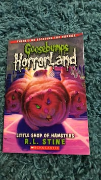 "Goosebumps HorrorLand ""Little shop of horrors"" Bakersfield, 93306"