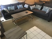 Sofa and love seat set, in great condition. Ashburn, 20147
