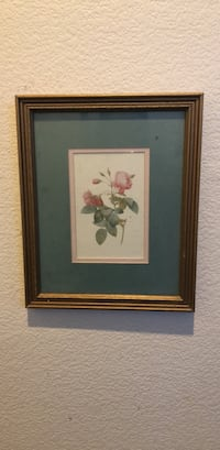 white and red flowers painting Henderson, 89002
