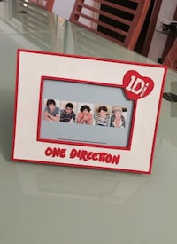 One Direction fotoramme/photo phrame Asker, 1387
