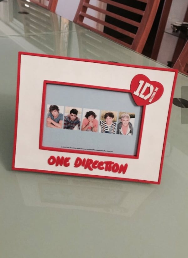 One Direction fotoramme/photo phrame 24314993-3ef5-44a6-8f98-297e2c1f4000