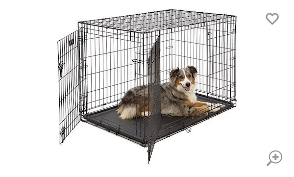Used Large 2 Door Dog Kennel For Sale In Campbell Letgo