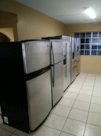 Stainles steel fridges starting from 300 and up wi Edinburg, 78539