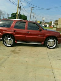 Is only rims and tires is not the truck for sale  Cleveland, 44120