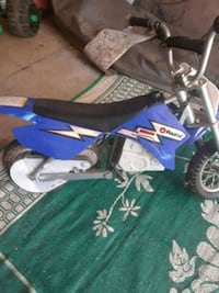 Razor electric dirt bike (NO CHARGER) My Son has no interest in it. Halethorpe, 21227