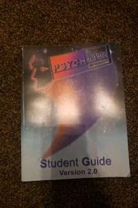 Psychmate student guide Bakersfield, 93309
