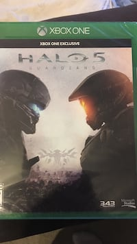 Halo 5 Xbox One game case Denver, 80219