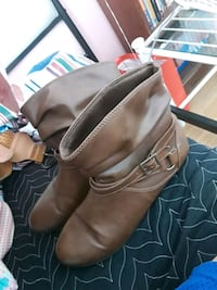 Ankle boot (brown) Bakersfield, 93307