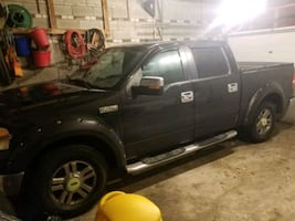2006 Ford F-150 FX4 4x4 SuperCrew 150-in Flareside