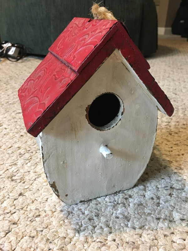 Used Rustic Birdhouse Home Decor For Sale In Watkinsville