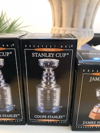 Mini Stanley Cup McDonalds Collectors Trophy Burnaby, V5J 1Z3