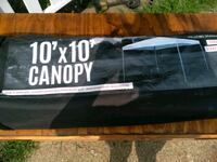 Brand new, 10 by 10 canopy. Evansville, 47711