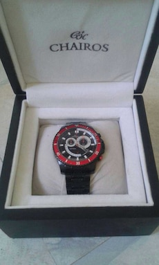 Chairos Branded mens watch for sale...Emergency
