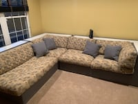 Sectional couch sofa Monroe Township, 08831