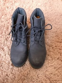 Gray Timberland Boots W8.5 Frederick, 21704
