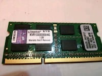 4 GB ddr3 laptop rew Bursa, 16580