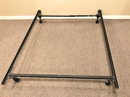Full / twin bed frame