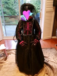 Vampire Queen 4-8y.o Whitchurch-Stouffville, L4A 7W9