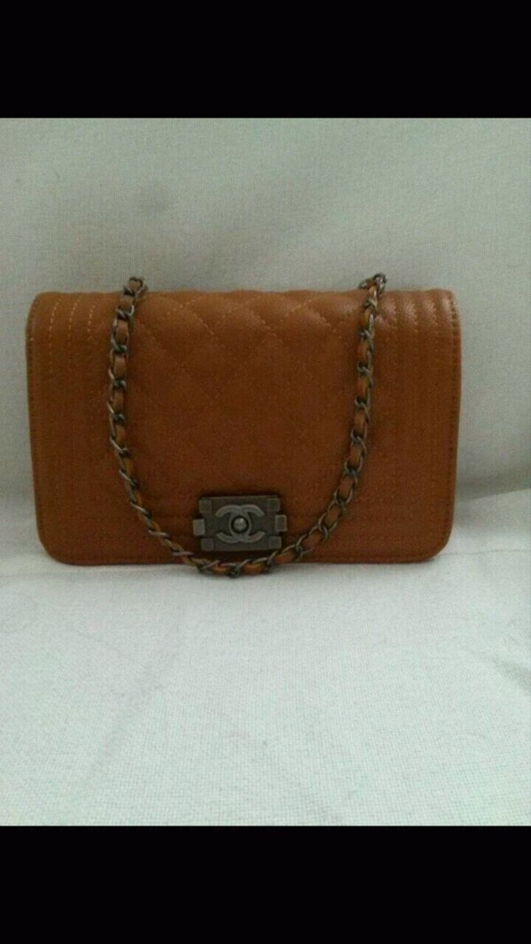 a8edac2ee7f9 Stylish brown chanel small purse. HomeFashion and Accessories Delray Beach
