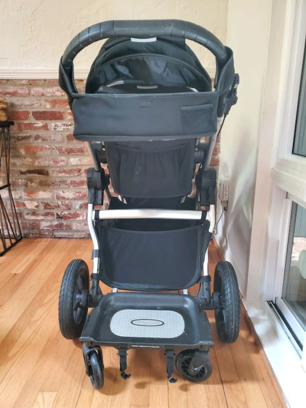 Baby Jogger City Select Double Stroller w/ XTRAs 2b797b50-21c4-4953-97f5-7a284a6bf98f